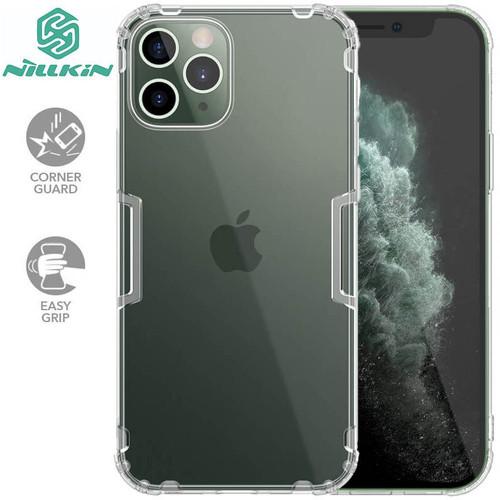 Foto Produk Nillkin Nature TPU Case iPhone 12 - 12 Pro - 6.1 Ori Clear Soft Bening - iPhone 12 Pro dari Logay Accessories