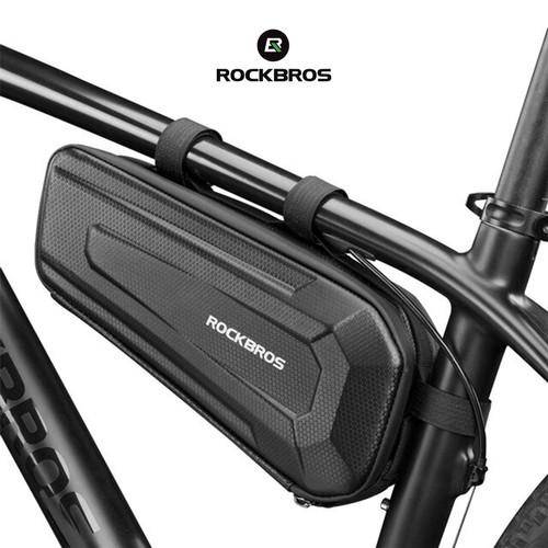 Foto Produk ROCKBROS B67 Bike MTB Front Frame Waterproof Bag - Tas Sepeda - BIG dari Rockbros Indonesia