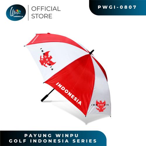 Foto Produk Payung WINPU Indonesia Garuda Pride Edition dari WINPU UMBRELLA OFFICIAL