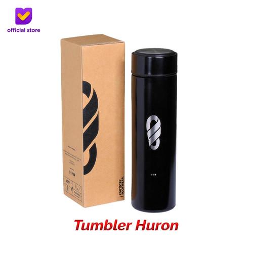 Foto Produk Botol Minum Vacuum Tumbler Termos Footstep Huron Hot & Cool dari Footstep Footwear