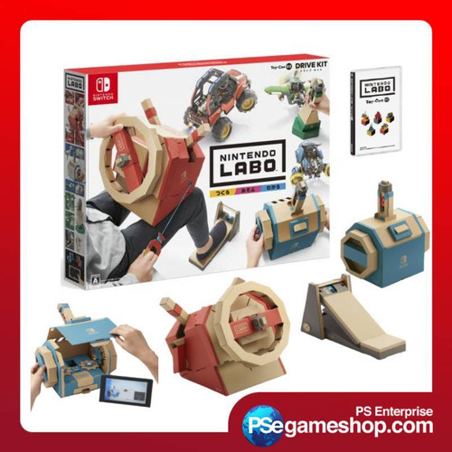 Foto Produk Nintendo Labo Toy-Con 03 Drive Kit dari PS Enterprise Official