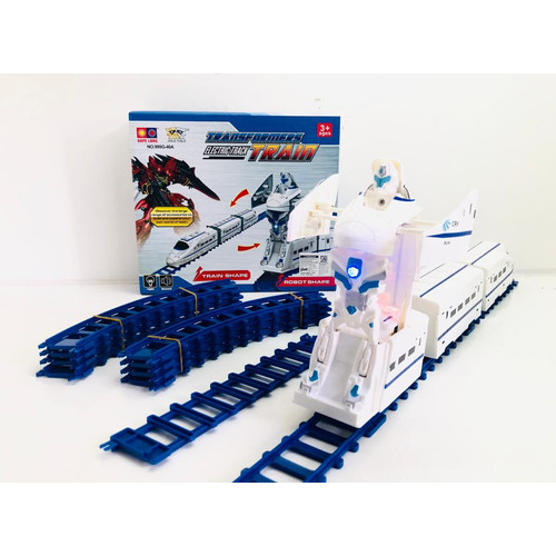 Foto Produk TRANSFORMERS ELECTRICAL TRAIN SET MAINAN KERETA TRANSFORMERS MURAH dari Mainananak2_os