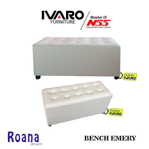 Foto Produk Ivaro Roana Sofa Bench Emery dari Ivaro Furniture