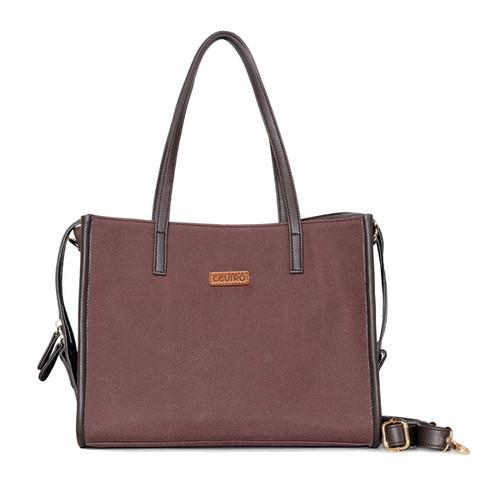 Foto Produk Ceviro Bomia Shoulder Bag Tas Bahu Tas Kantor Wanita Brown dari Ceviro Bags Indonesia