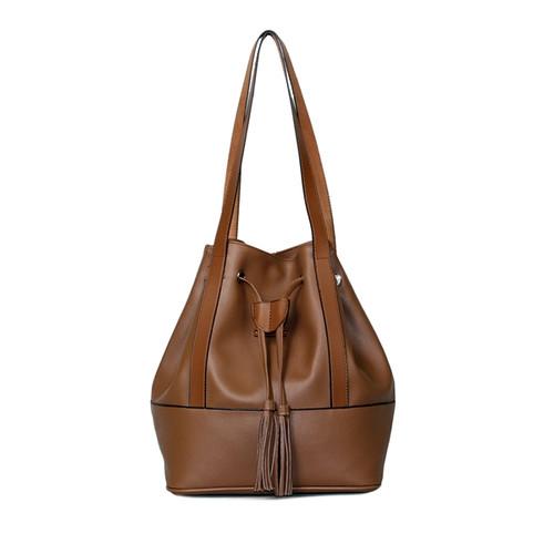 Foto Produk Ceviro Purety Bucket Bag Tas Bahu Serut Shoulder Bag Bron dari Ceviro Bags Indonesia