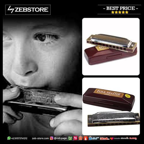 Foto Produk Harmonica Diatonic Suzuki Folkmaster dari Zeb Hobbies Store