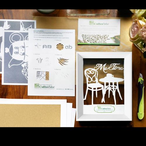 Foto Produk Paper Cutting Starter Kit dari Cutteristic
