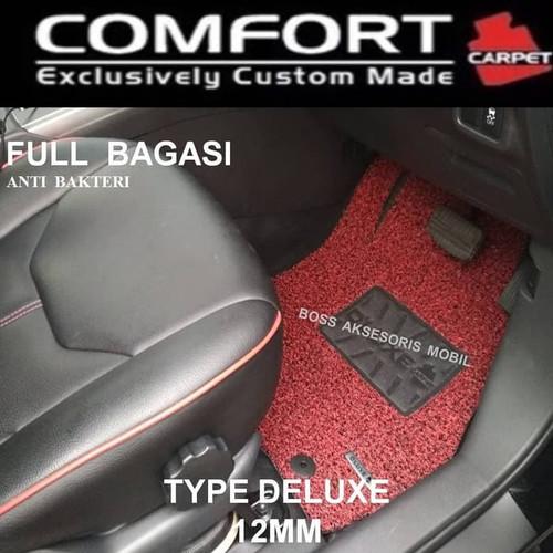 Foto Produk Karpet Comfort Deluxe Khusus CRV Turbo 3 Baris + Bagasi Tambahan dari Boss Aksesoris Mobil