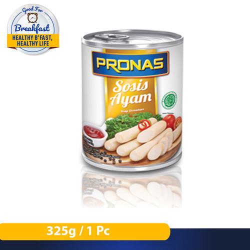 Foto Produk Pronas Sosis Ayam 325 g dalam kemasan kaleng EOE dari Pronas Official Store
