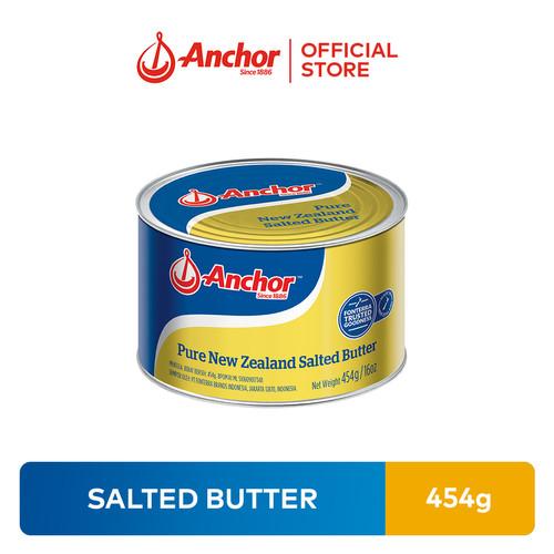 Foto Produk Anchor Pure New Zealand Salted Butter 454gr dari Fonterra Official Store