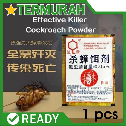 Foto Produk Racun kecoa EMAS miezhangqing obat basmi anti kecoak mie zhang qing dari Kastil Drakula