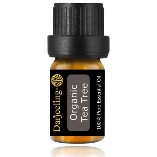 Foto Produk 5ml Organic Tea Tree Essential Oil Organik Minyak Tea Tree dari Darjeeling Store