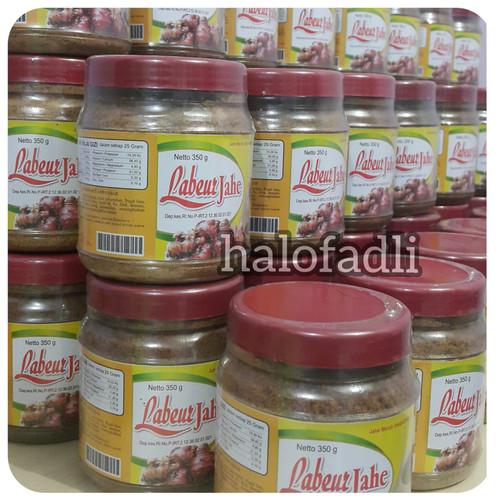 Foto Produk Labeur Jahe Merah Minuman Kesehatan dari halofadli