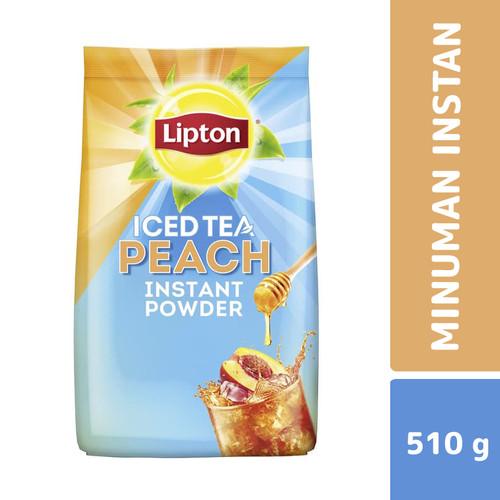 Foto Produk Lipton Iced Tea Peach Powder 510g dari Mesinlaundry