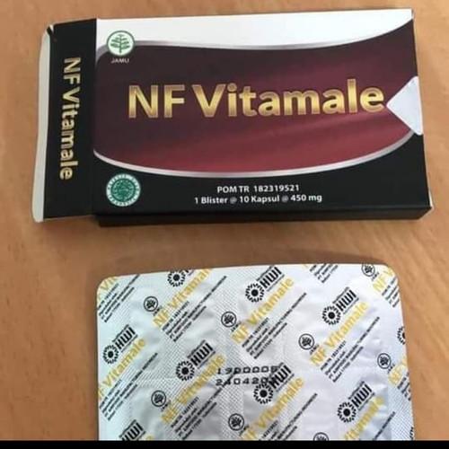 Foto Produk Herbal Vita M Blister dari RavinShop