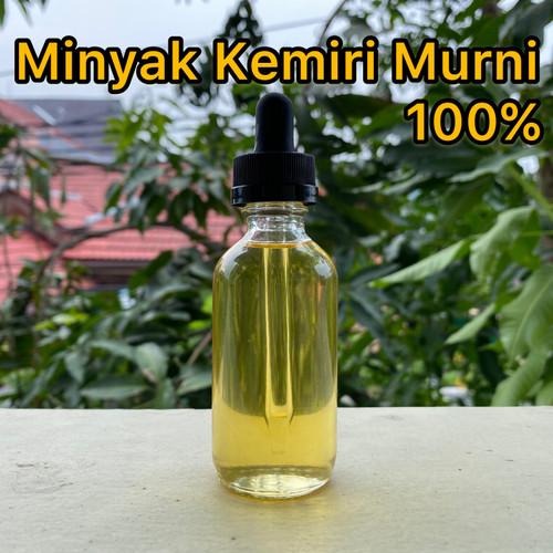 Foto Produk Minyak Kemiri Murni 60ml - Mencegah Kerontokan Rambut dari Haijoel Store