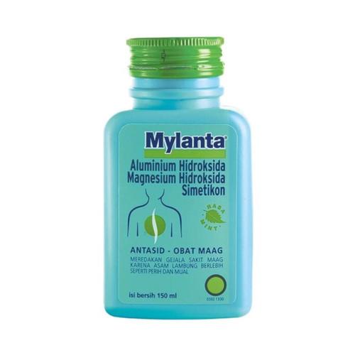 Foto Produk Mylanta sirup cair 150ml dari Blooms Healthcare