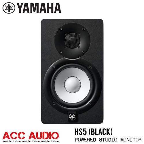 Foto Produk Speaker Monitor YAMAHA HS5 / HS 5 / HS-5 Garansi Resmi 1 Tahun dari ACC Audio