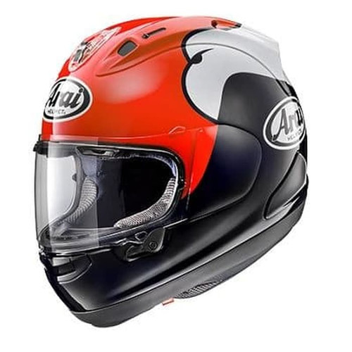 Foto Produk Arai SNI RX7X Kenny Roberts Helm Full Face - Red dari Arai Indonesia