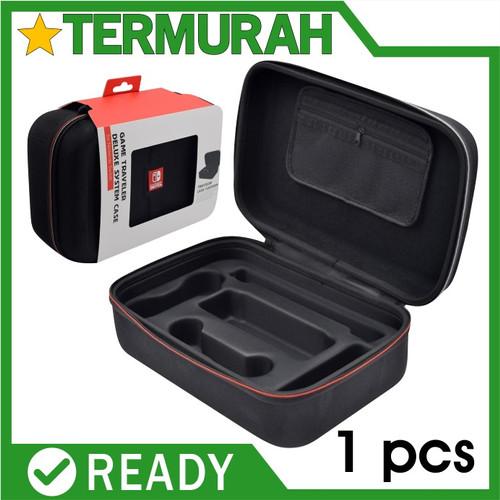 Foto Produk Tas Hardcase Nintendo Switch Premium Tas Selempang Bag Travel Case dari Kastil Drakula