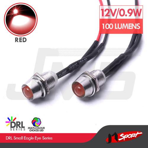 Foto Produk 1 psg Lampu LED Mobil / Motor / Eagle Eye DRL Daytime 7.5mm - Red dari Jaya Motorsport