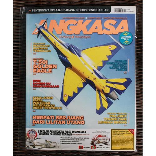 Foto Produk Majalah Angkasa No. 12 September 2013 dari Airspace Review