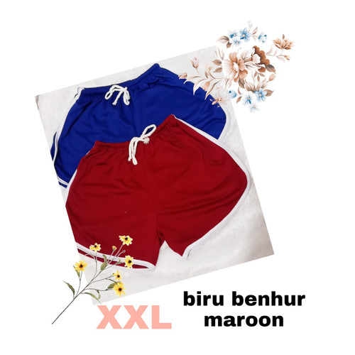 Foto Produk hotpants wanita, celana pendek wanita jumbo - xxxl dari LG-MODE
