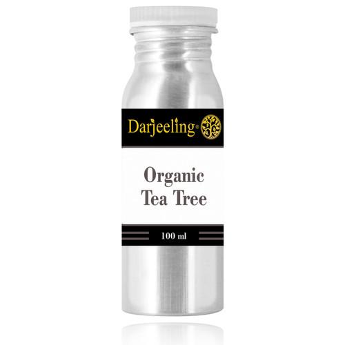 Foto Produk 100ml Organic Tea Tree Essential Oil Organik Minyak Tea Tree dari Darjeeling Store