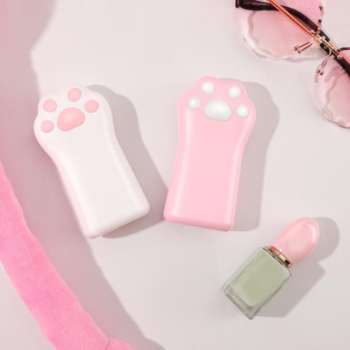 Foto Produk Inone Cat Claw Power Bank 5000mAh Mini Portable - Putih dari Inone Official Shop