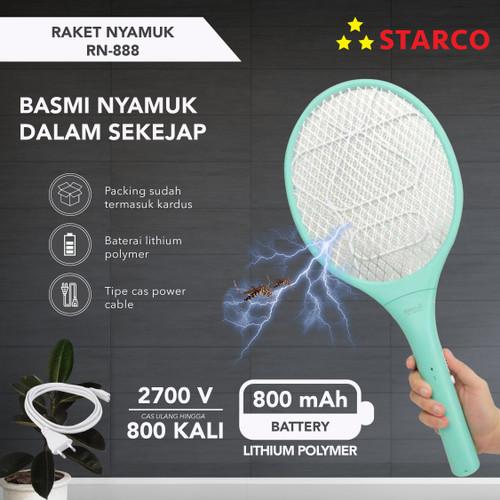 Foto Produk Starco Raket Nyamuk RN-888 dari Starco Official Store