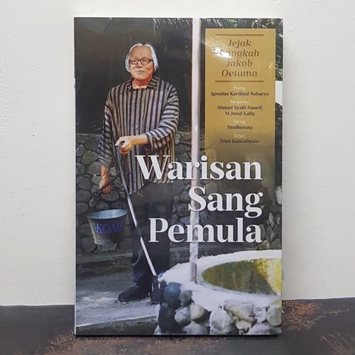 Foto Produk Buku Warisan Sang Pemula Jakob Oetama dari Qeena Books Official