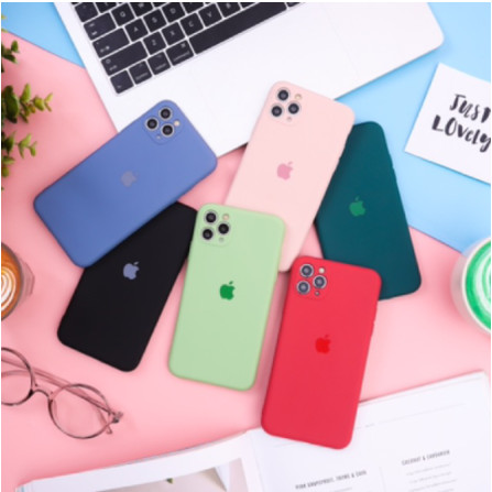 Foto Produk CASE IPHONE 11 11 PRO 11 PRO MAX SILICONE FULL LENS CAMERA PROTECTION - iPhone 11, Red dari Axcase Indonesia