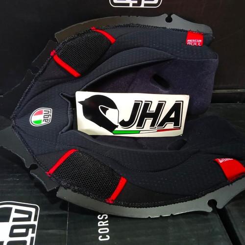 Foto Produk AGV Pista GPRR Cheek Pad - Original 100% - Made in Italy 🇮🇹 dari Jual Helm AGV