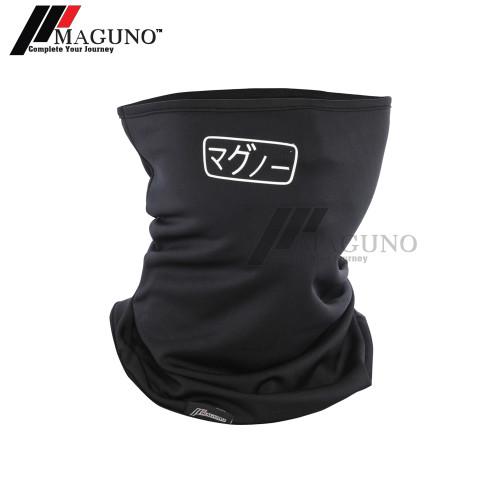 Foto Produk Maguno™ Facewrap Bandana Maguno Half Mask - Sporty Black dari MAGUNO