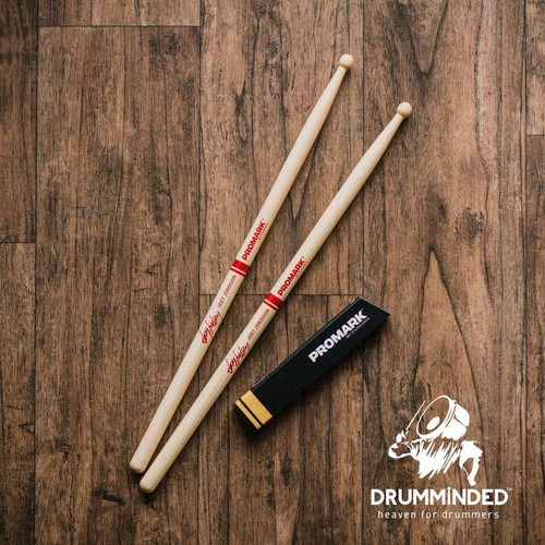 Foto Produk Promark Hickory Joey Jordison Wood dari drumminded