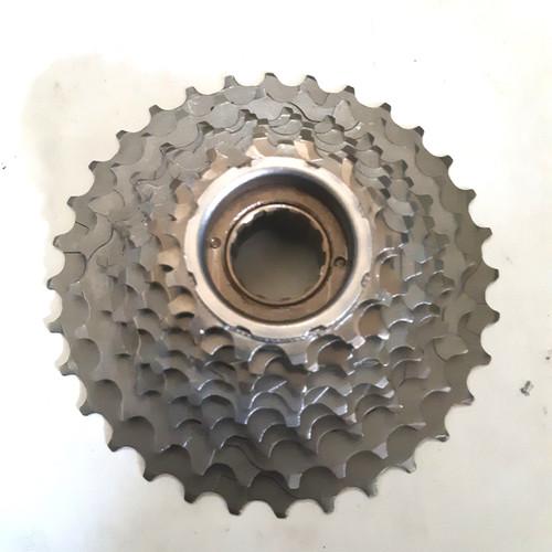 Foto Produk freewheel 9 speed 13 - 32t bukan sprocket cassette dari farras bikes