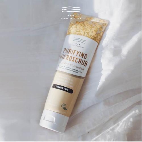 Foto Produk Purifying Microsbrub Oatmeal Cleanser dari HAR DERMA SOLUTION_