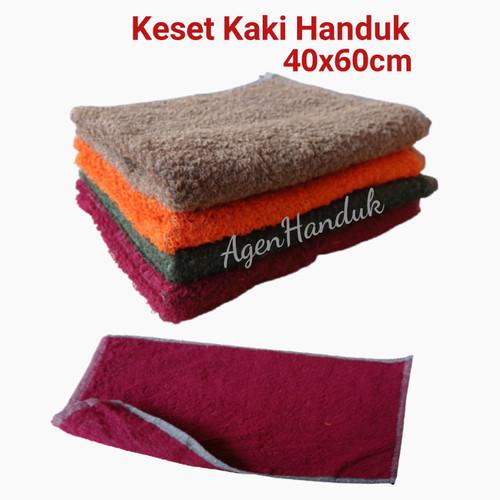 Foto Produk Keset Kaki Handuk dari agen handuk