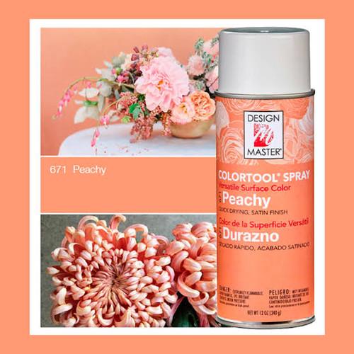 Foto Produk design master peachy - Pewarna bunga - spray bunga dari @aksesoris_tokobunga