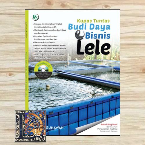 Foto Produk buku kupas tuntas budidaya bisnis lele dari Din'zstore