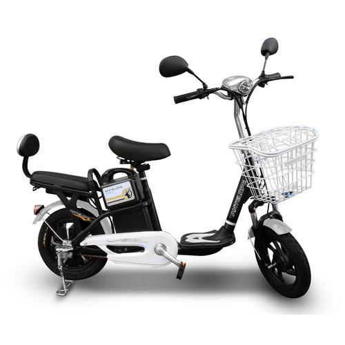Foto Produk Sepeda Listrik Antelope Genius Terbaru Terlaris Murah Garansi Resmi - Hitam dari Aldora Store