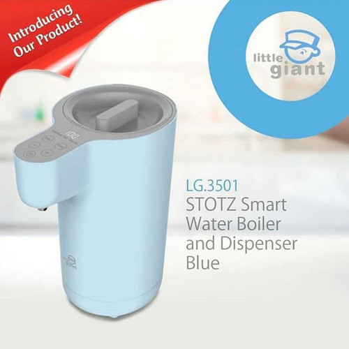 Foto Produk LG. 3501 - Little Giant STOTZ Smart Water Boiler and Dispenser STOTZ dari Yen's Baby & Kid Official Shop