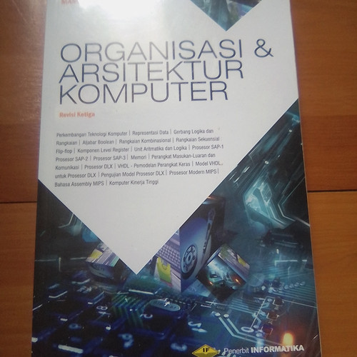 Foto Produk organisasi arsitektur komputer dari Klabmata Inc