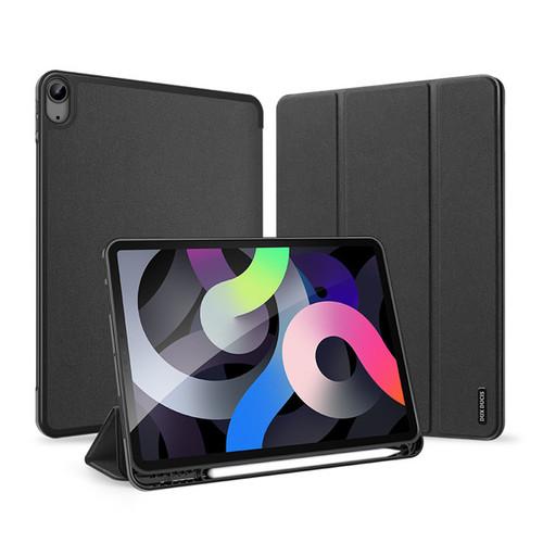 """Foto Produk Case iPad Air 4 2020 10.9"""" 4th gen Dux Ducis Domo Series Cover Casing - Hitam dari Pine Premium Gadget Acc"""