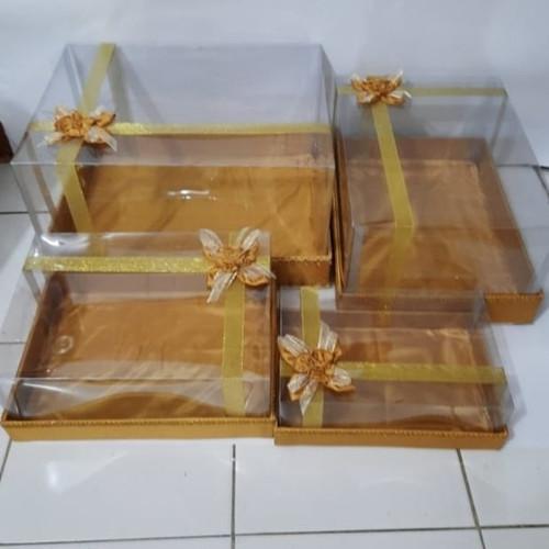 Foto Produk kotak hantaran mika dari Java Gallery Souvenir