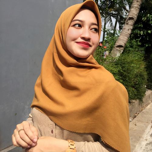 Foto Produk Voal Emerald Watersplash - Feisya hijab dari dnClo