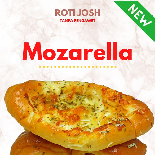 Foto Produk Roti Mozarella - Roti Josh dari Roti Josh