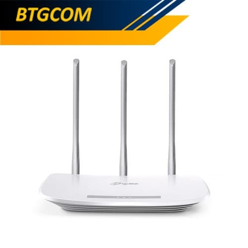Foto Produk TP-Link TL-WR845N 300Mbps Wifi Router TPLink TLWR845N WR845 845N dari BTGCOM