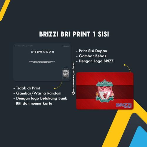 Foto Produk Jual Custom E-Toll / Brizzi BRI 1Sisi dari Custom E-Toll Surabaya