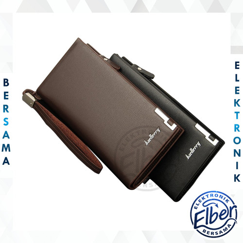 Foto Produk SW002- Dompet PRIA baellerry Dompet Pria panjang Dompet baellerry - No Kotak Coklat dari ELEKTRONIK BERSAMA